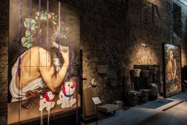 About Caravaggio. Visioni & illusioni contemporanee. Catalogo della mostra